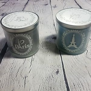☆Paris Themed Scented Candles☆